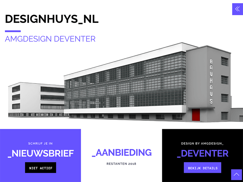 AMGdesign Wordpress Designhuys Deventer