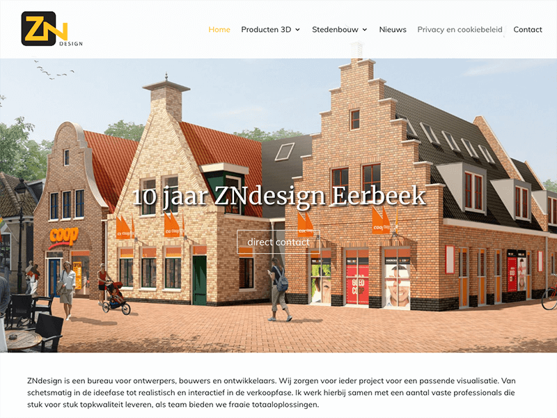 AMGdesign Wordpress ZNdesign Eerbeek